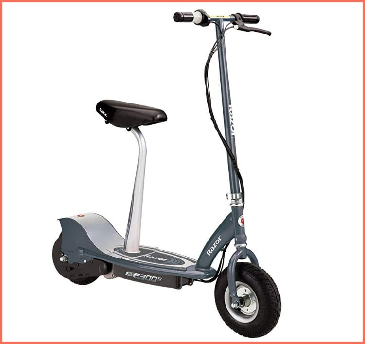 e300s electric scooter with seat