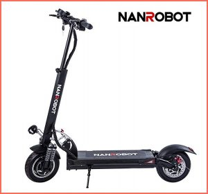 xinao nanrobot d5+ long range electric scooter