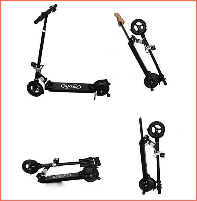 Glion dolly lightweight electric scooter