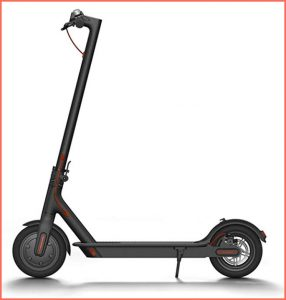xiaomi mi lightweight electric scooter