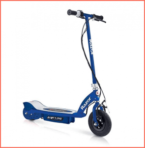 razor e 125 electric scooter for kids