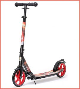 star electric scooter premium pro
