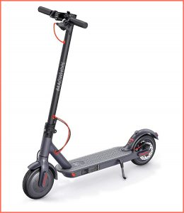 macwheel lightweight electric scooter
