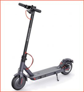 macwheel longest range electric scooter