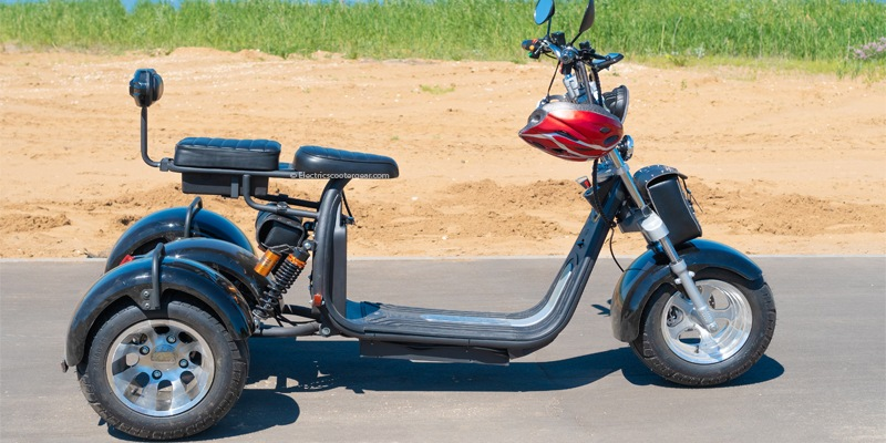 3 Wheel Electric Scooter for Adults