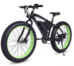 Go plus fat tire electric bike under 1000