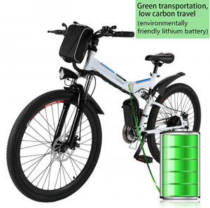 Kemanner 26 electric bike under 1000