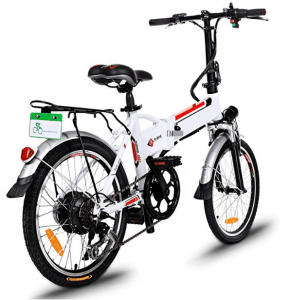 Tomasar Power Electric Bike under 1000