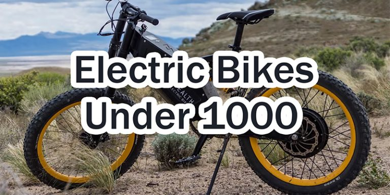 Best Electric Bike 2020.Top 10 Best Off Road Electric Scooters In 2020 Reviews Guide