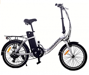 Cyclamatic CX2 Electric Bike under 1000