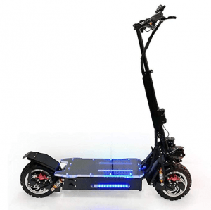 Jueshuai 60V electric scooter for climbing hills