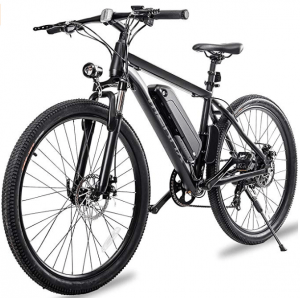 Merax 26 electric bike under 1000
