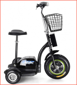 Mototec 3 wheel electric scooter