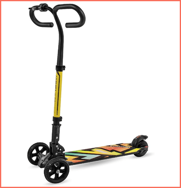 Swagtron cali drift 3 wheel electric scooter