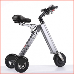 Top Mate ES30 mini 3 wheel electric scooter