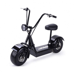say yeah fat tire electric scooter