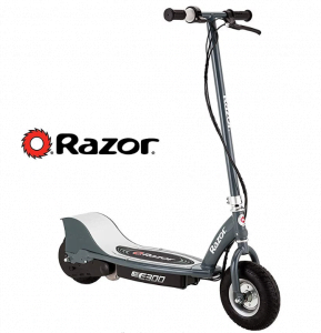 razor e300 electric scooter for adults