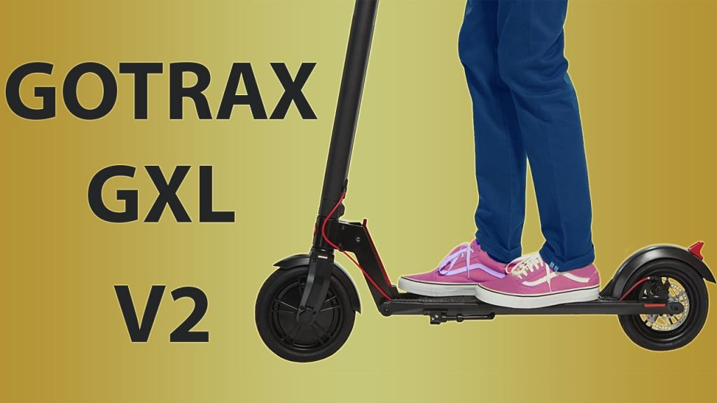 Gotrax Gxl v2 Review