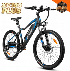 Eahora XC100 Long Range Electric Bike Review