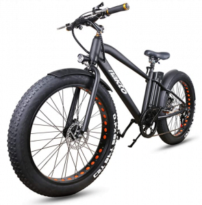 Nakto long range electric bike 26''