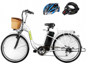 Nakto Long Range Cargo Electric Bike