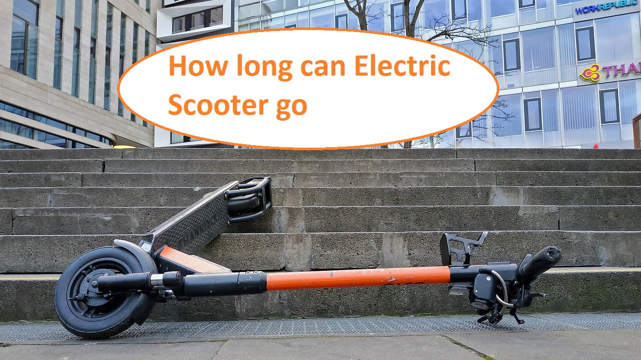How Far can Electric Scooter go