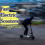 Fast electric scooter buying guide