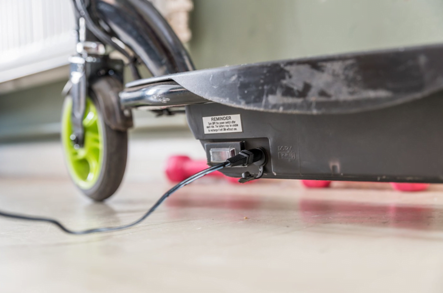 How to Charge an Electric Scooter Properly