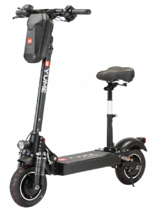YUME D4+ Foldable Electric Scooter